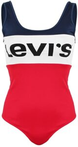 Body levis mujer color block